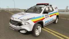 Fiat Toro (PMMG) para GTA San Andreas