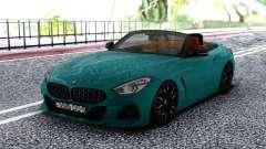 BMW Z4 2019 para GTA San Andreas