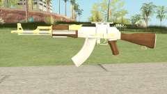 Classic AK47 V3 (Tom Clancy: The Division) para GTA San Andreas
