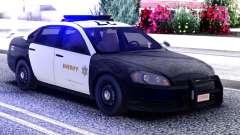 Chevrolet Impala Police Car para GTA San Andreas