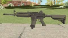 Warface M4A1 (Default) para GTA San Andreas