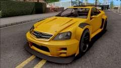 GTA V Benefactor Feltzer para GTA San Andreas