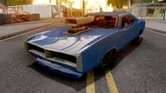 Imponte Dukes GTA 5 Texturas Personalizadas para GTA San Andreas