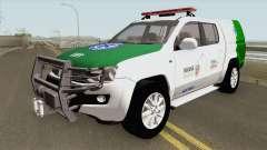 Volkswagen Amarok TDI (SIATE MEDICO) para GTA San Andreas