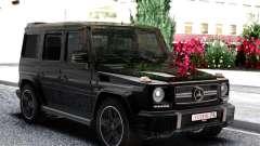 Mercedes-Benz Gelandewagen2