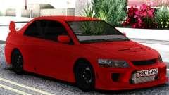 Mitsubishi Lancer Evolution Evo9 para GTA San Andreas