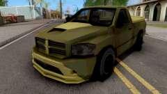 Dodge RAM SRT-10 Lowpoly para GTA San Andreas