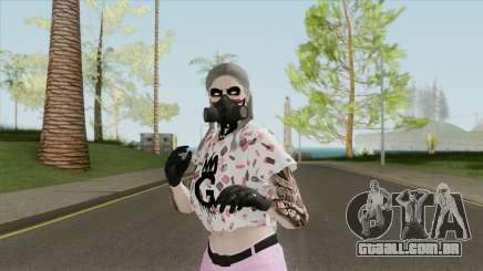 GTA Online Random Skin V3 (The Griefer Gang) para GTA San Andreas