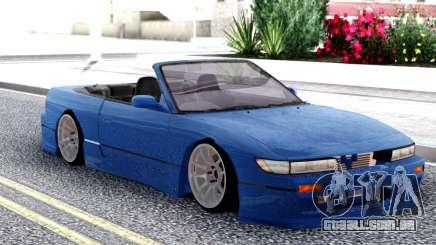 Nissan Silvia S13 Cabrio para GTA San Andreas