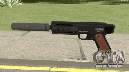 AP Pistol Silenced GTA V para GTA San Andreas