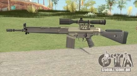 CS-GO Alpha G3SG1 para GTA San Andreas
