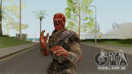 Ghoul Fallout New Vegas DLC Lonesome para GTA San Andreas