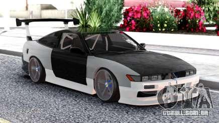 Nissan Sileighty DRIFT para GTA San Andreas