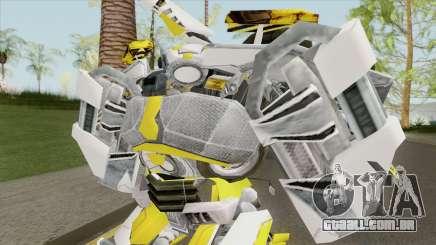 Longarm 2007 para GTA San Andreas