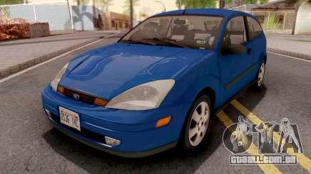 Ford Focus ZX3 2000 IVF para GTA San Andreas