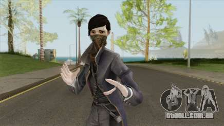 Emily Kaldwin (Dishonored 2) para GTA San Andreas