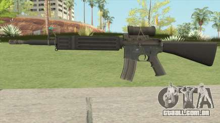C7 Assault Rifle Default para GTA San Andreas