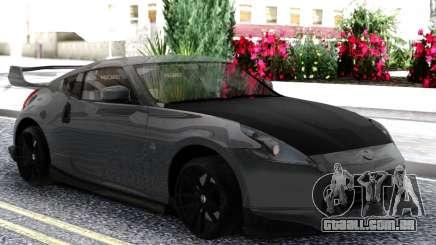 Nissan 370z Grey para GTA San Andreas