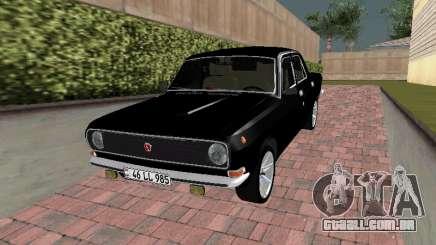 GAZ 24-10 Arménia para GTA San Andreas