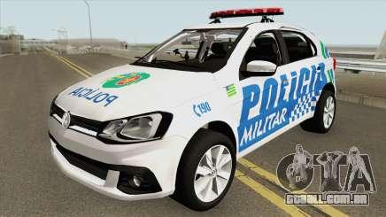 Volkswagen Gol G7 (PMGO) para GTA San Andreas