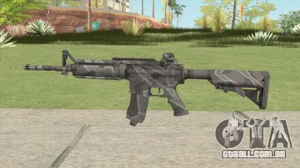 Warface M4A1 (Winter) para GTA San Andreas