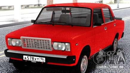 VAZ-2107 Original para GTA San Andreas