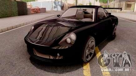 GTA V Pfister Comet para GTA San Andreas