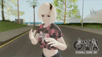 Marie Rose Casual para GTA San Andreas