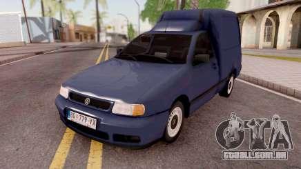 Volkswagen Caddy Mk2 1999 para GTA San Andreas