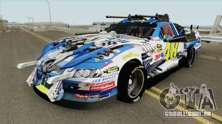 Topspin Vehicle para GTA San Andreas