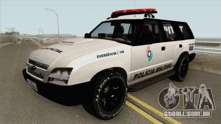 Chevrolet Blazer (Tatico CHAPECO) para GTA San Andreas
