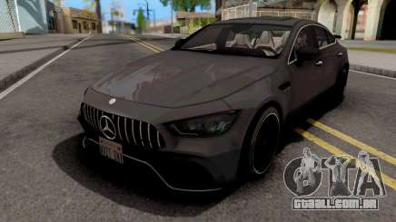 Mercedes-AMG GT63S 4-Door Coupe 2019 para GTA San Andreas