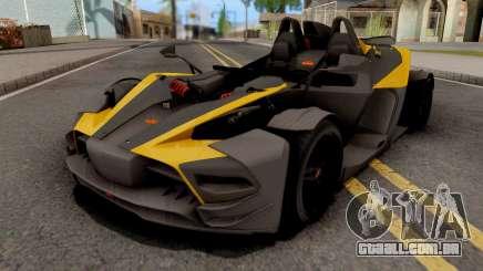 KTM X-Bow R Grey para GTA San Andreas