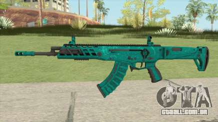 Warface AK-Alfa Absolute (Without Grip) para GTA San Andreas