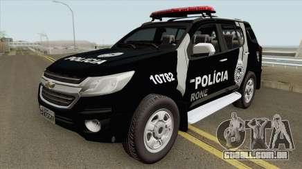 Chevrolet TrailBlazer RONE PMPR 2017 para GTA San Andreas