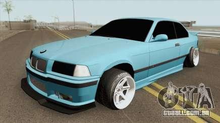 BMW M3 E36 MQ para GTA San Andreas