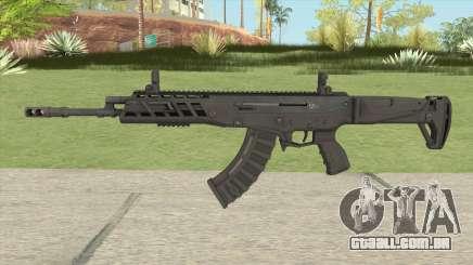 Warface AK-Alfa Default (Without Grip) para GTA San Andreas