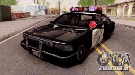 SAHP Premier para GTA San Andreas