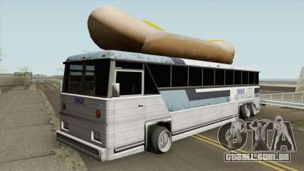 Bus WeinerBoss para GTA San Andreas