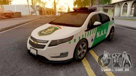 Chevrolet Volt N.A.V. para GTA San Andreas