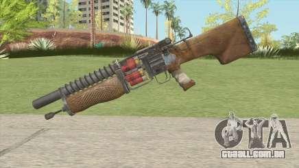 Escopeta De Metro 2033 para GTA San Andreas