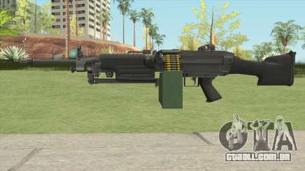 CS-GO Alpha M249 MG para GTA San Andreas