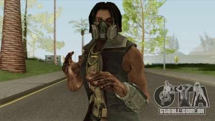 Ulysses Fallout New Vegas para GTA San Andreas