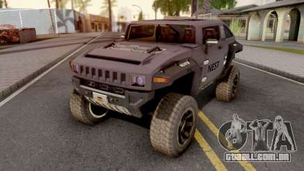 Transformers Nest Car Version 2 para GTA San Andreas