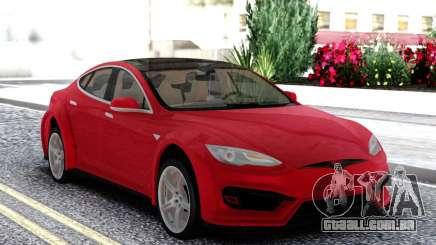Tesla Prior Design para GTA San Andreas