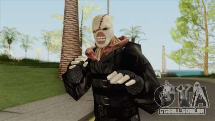 Nemesis Skin Mod para GTA San Andreas