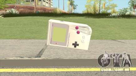 Gameboy para GTA San Andreas