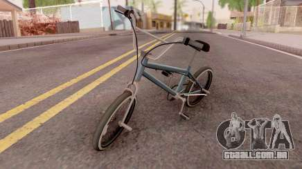 Smooth Criminal BMX v2 para GTA San Andreas