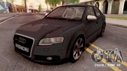 Audi S4 2006 para GTA San Andreas