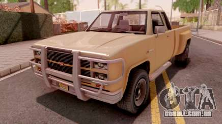 GTA V Vapid Bobcat XL para GTA San Andreas